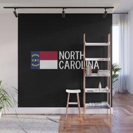 North Carolina: North Carolinian Flag Wall Mural