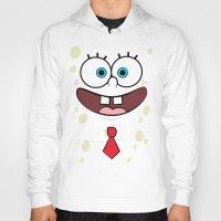 spongebob Hoodies featuring Spongebob by JayPii
