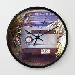 You Gotta Have Faith Wall Clock