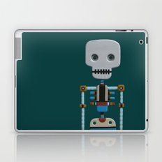 The athlete Laptop & iPad Skin