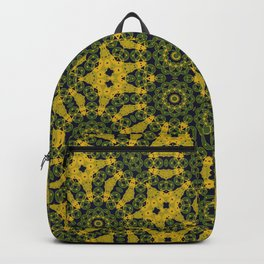 Mother Earth Mandala Backpack