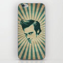 Carrey iPhone Skin