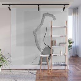 Body Exposure Wall Mural