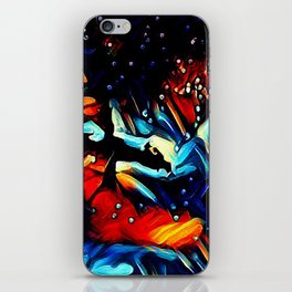 Star Burner iPhone Skin