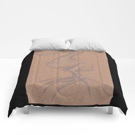 Specimen #28b (eyelets) Comforters