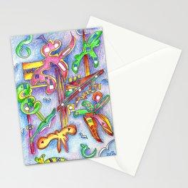 the speech Stationery Cards