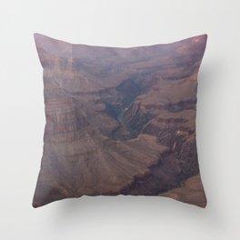 Sunset Grand Canyon South Rim, Arizona Throw Pillow