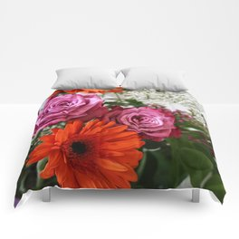 Floral Tribute Comforters