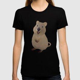 Quokka Polygon Art T-shirt