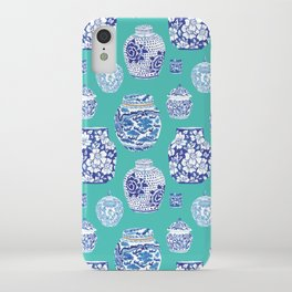 Chinoiserie Ginger Jar Collection No.5 iPhone Case