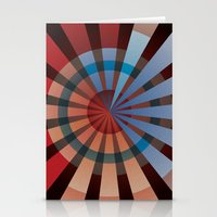 patriotic Stationery Cards featuring Patriotic by Chris Cooch