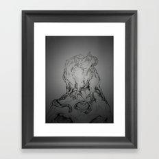 RATA'DROOLLI Framed Art Print