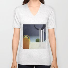 Thinking about your summer Unisex V-Neck