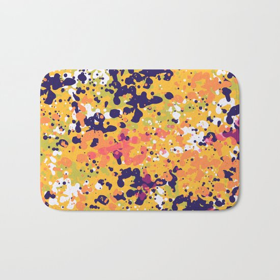 Abstract 36 Bath Mat