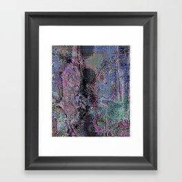 bade frame_2 Framed Art Print