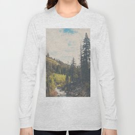 into the wild ...  Long Sleeve T-shirt