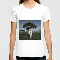 goat T-shirts featuring Goat by Ana Francisconi