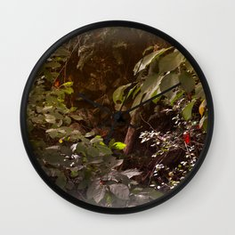 The Wild Things Wall Clock