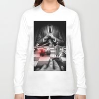 medicine Long Sleeve T-shirts featuring Medicine+Politics by Cleev