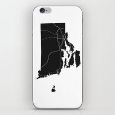 Home State - Rhode Island iPhone & iPod Skin