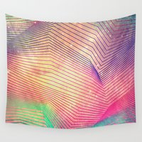 spires Wall Tapestries featuring gyt th'fykk yyt by Spires