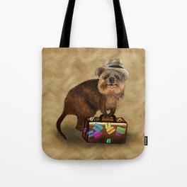 Traveller // quokka Tote Bag