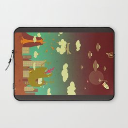 The end of the world as we know it! Laptop Sleeve