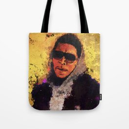 D Haddy Tote Bag