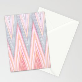 Agate Chevron Stationery Cards