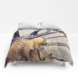 Classic Violins Comforters