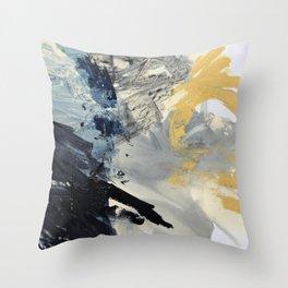 Storm Cloud Throw Pillow