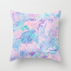 Enif - Abstract Costellation Painting Throw Pillow