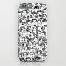 Old Hollywood iPhone 6s Slim Case