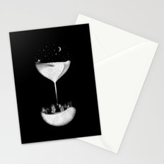 Time Travels Stationery Cards