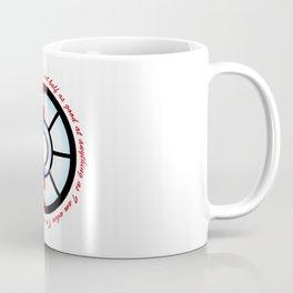 SteveTony - Encircling Quotes Coffee Mug