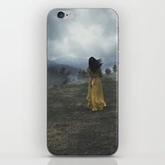 Escape to the Hills iPhone & iPod Skin