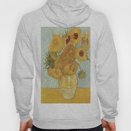 Vincent van Gogh's Sunflowers Hoody