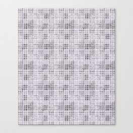 Classical gray cell. Canvas Print