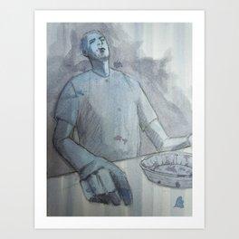 Oh Pica 03 Art Print