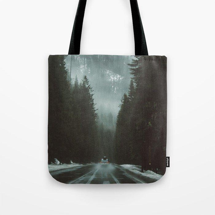 Wanderlust Is In My Blood Tote Bag