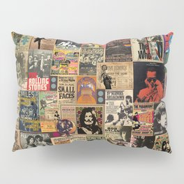 Rock'n Roll Stories Pillow Sham