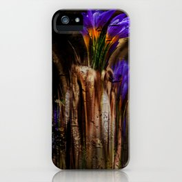 Concept flora : The princess iPhone Case
