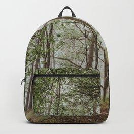 Foggy Woods Backpack