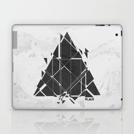 PLACE Triangle V2 Laptop & iPad Skin