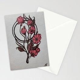 Nuevo Flora Stationery Cards