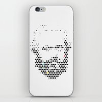 marx iPhone & iPod Skins featuring Marx in Dots by The Sound of Applause