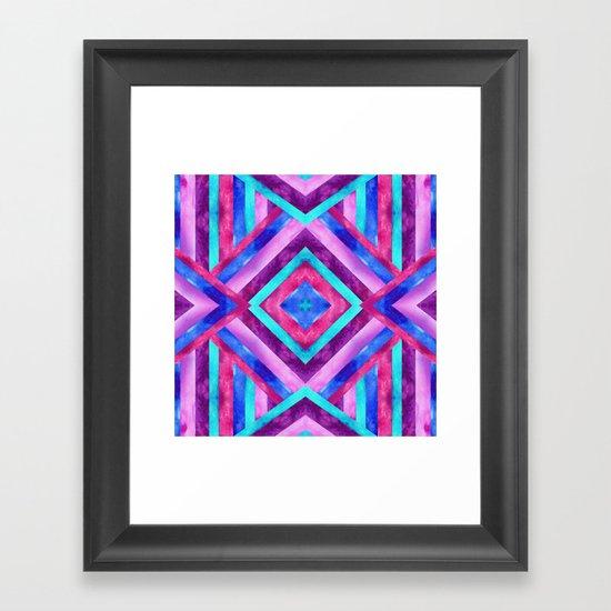 Habanera Framed Art Print