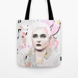 Now Unknow Tote Bag