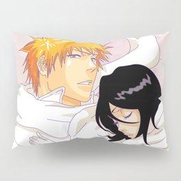 Bleach: Ichigo X Rukia Pillow Sham