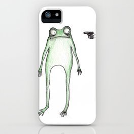 The Path to the Nest of Spiders iPhone Case